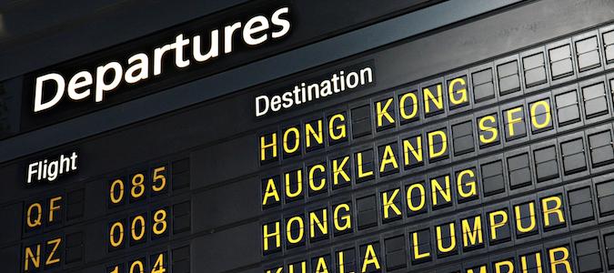 Contanos dónde querés viajar