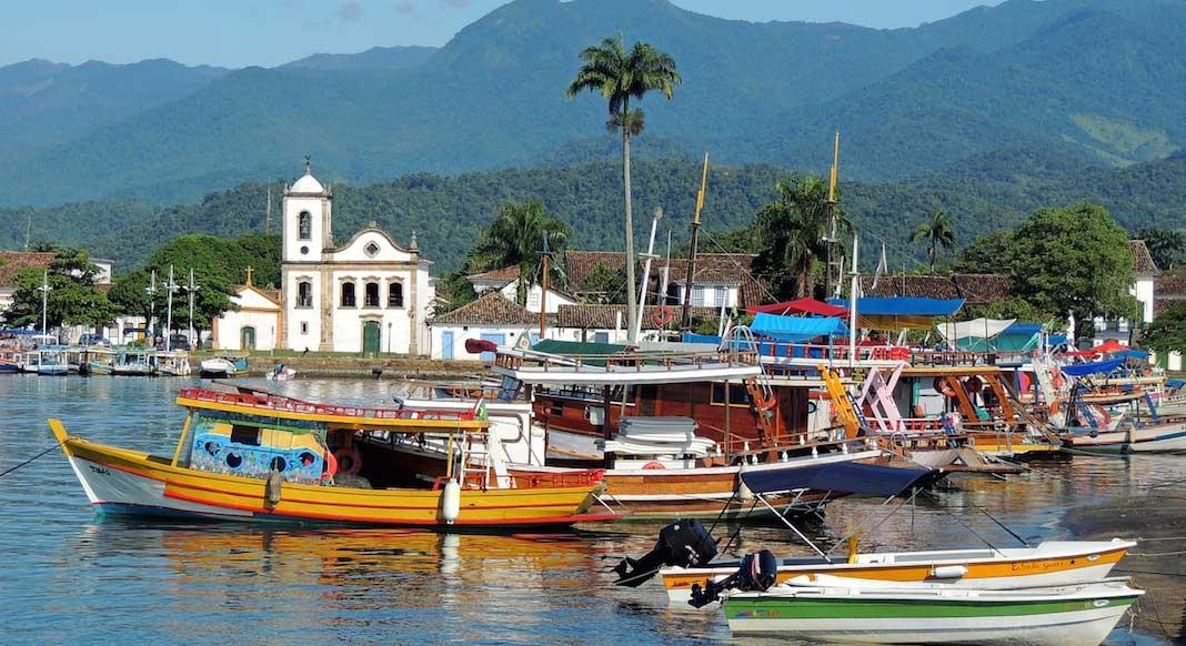 Tips para tu viaje a Paraty, Brasil: qué visitar, qué comer, cómo moverse