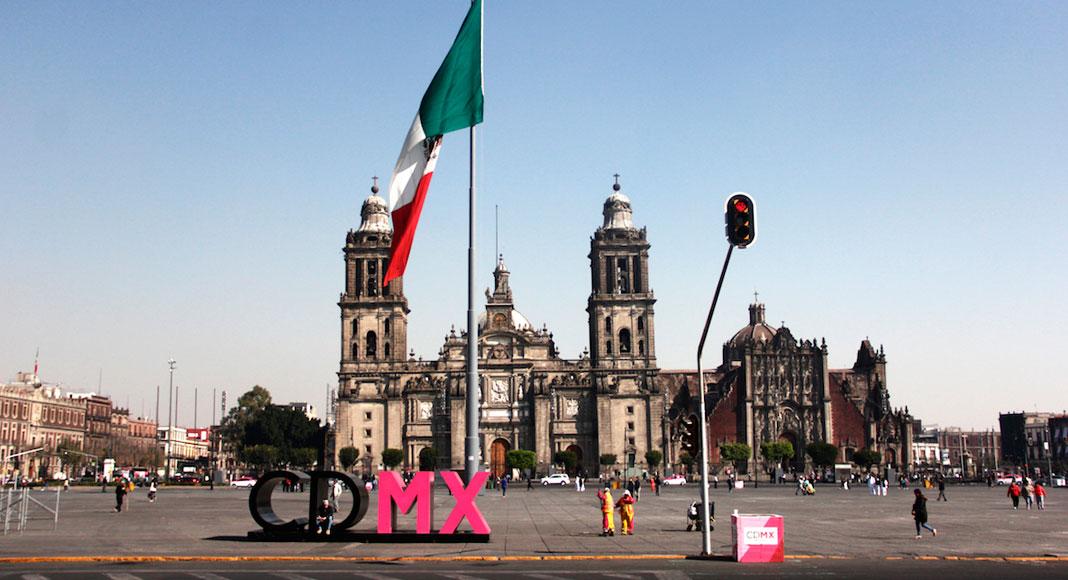 Ciudad de México y sus alrededores - El Zócalo