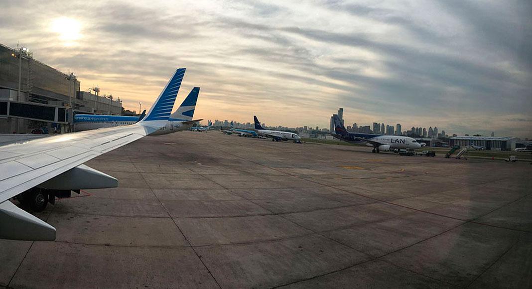 Qué vuelos operará Aeroparque