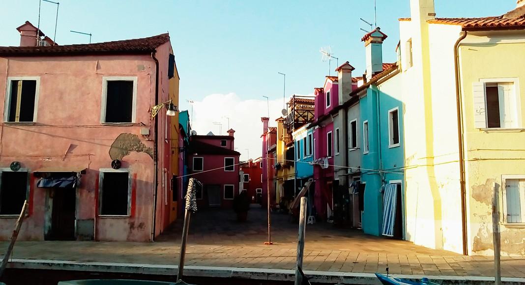 Los colores y su peculiaridad hacen de este lugar un paraíso para fotografiar.