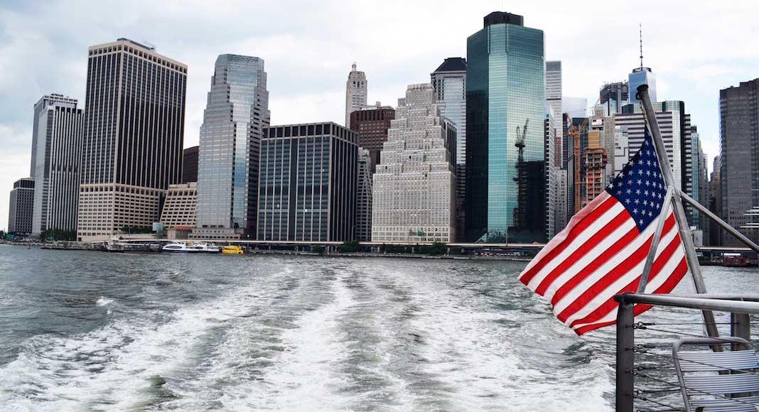 Viajar a Estados Unidos por primera vez