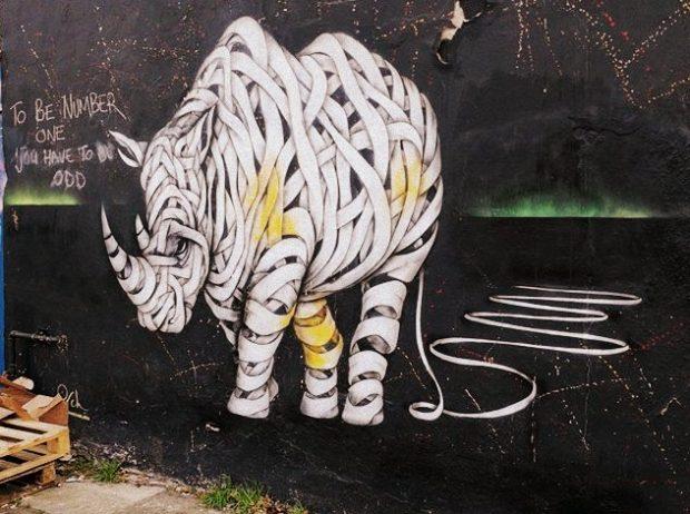 Tour de Street Art en Londres