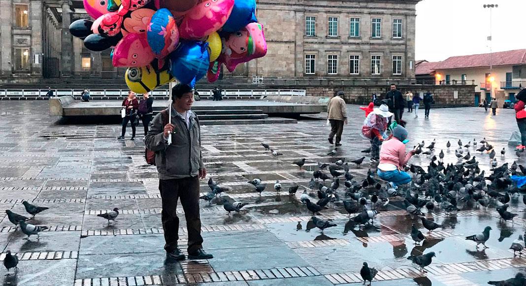 Plaza-bogota