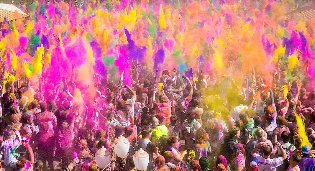 Holi El Festival De Los Colores En India Todo Lo Que Debés Saber