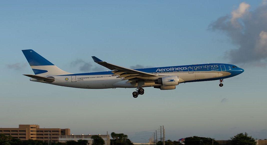 Noticias Aerolíneas Argentinas