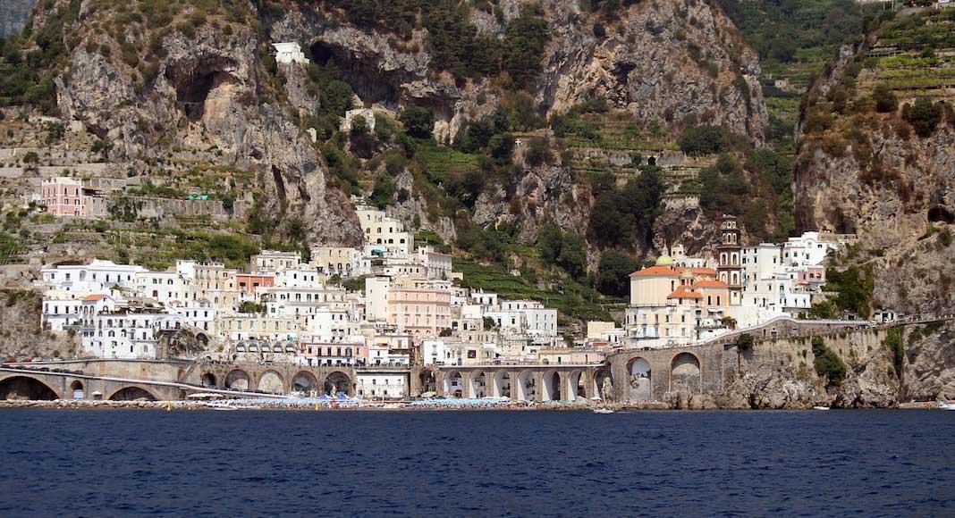 Tips para viajar a la Costa Amalfitana