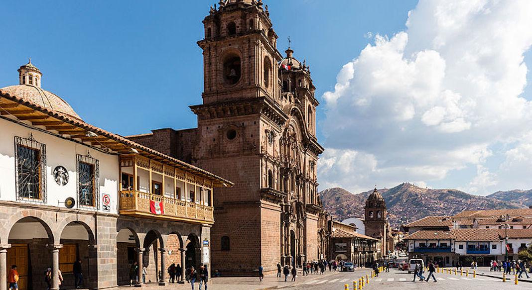 Recorrer el Centro Histórico de Cusco