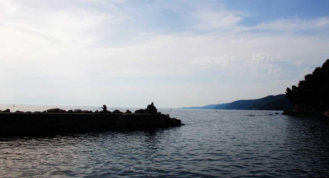 Las costa del Castello de la Mare