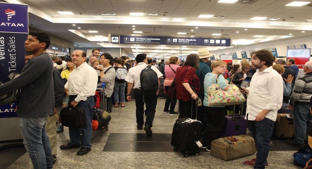 Argentinos varados por el coronavirus