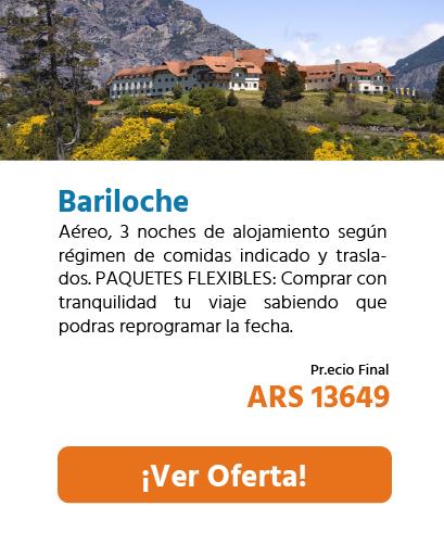 Oferta Bariloche