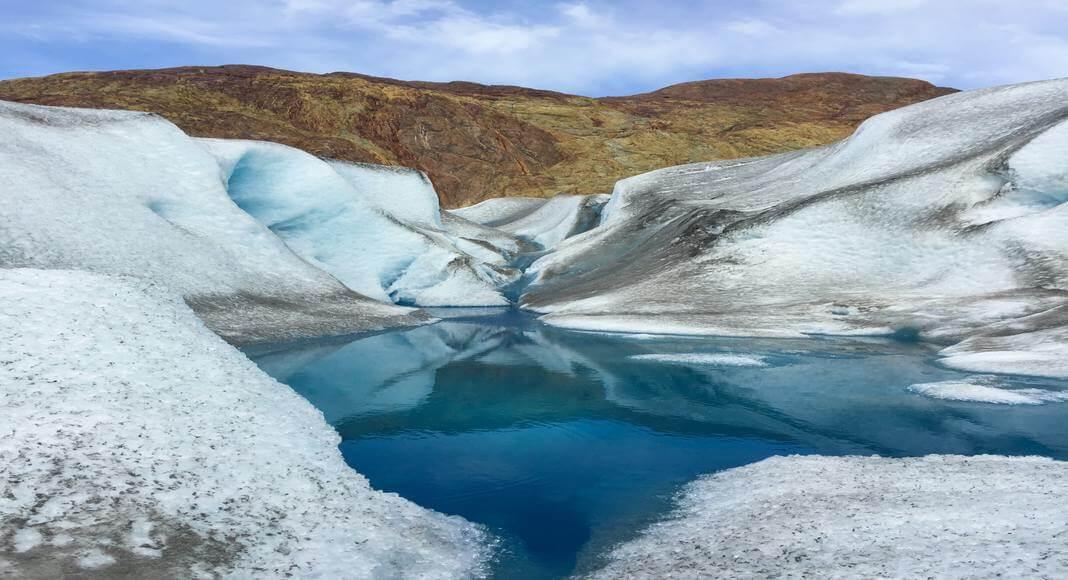 Glaciar Viedma en Santa Cruz