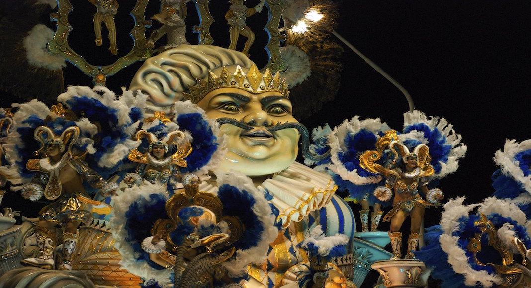 Carnavales en Gualeguaychú