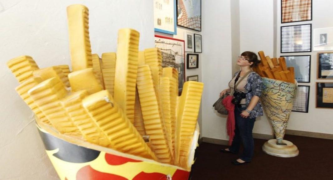 Museo de las papas fritas