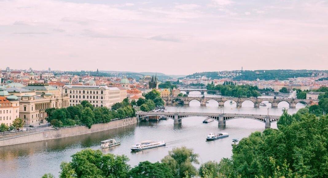 Canal de Praga, República Checa