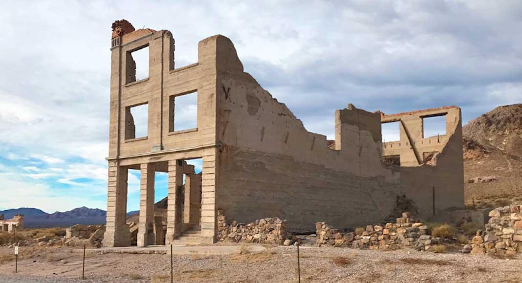 que ver en Death Valley