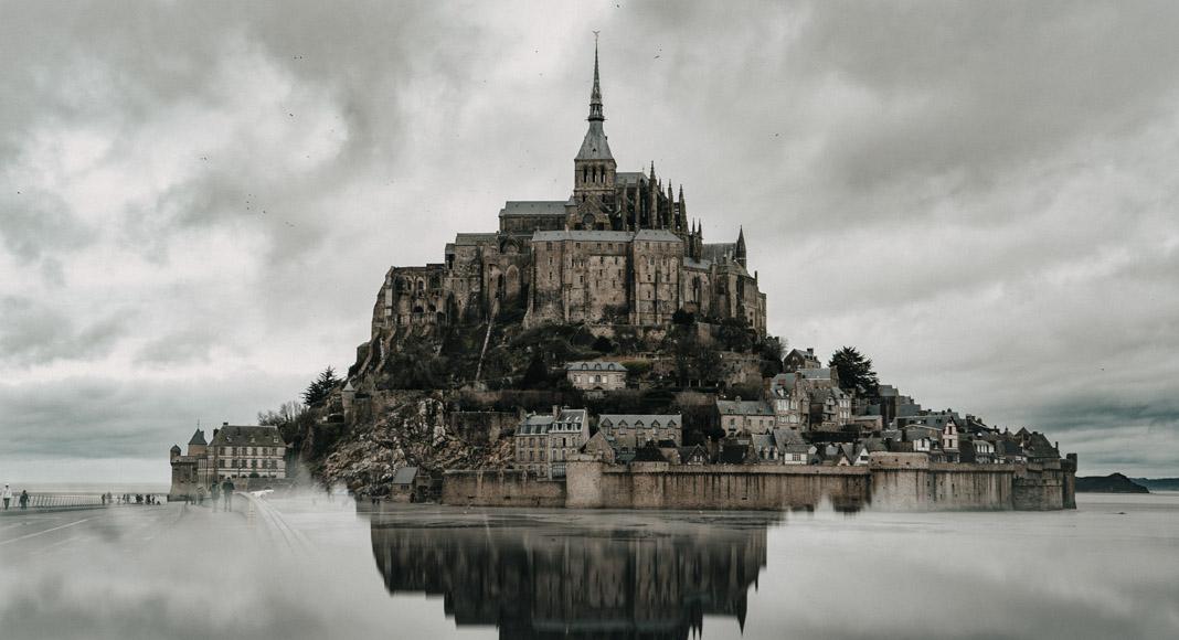 Mont Saint-Michel-abadia