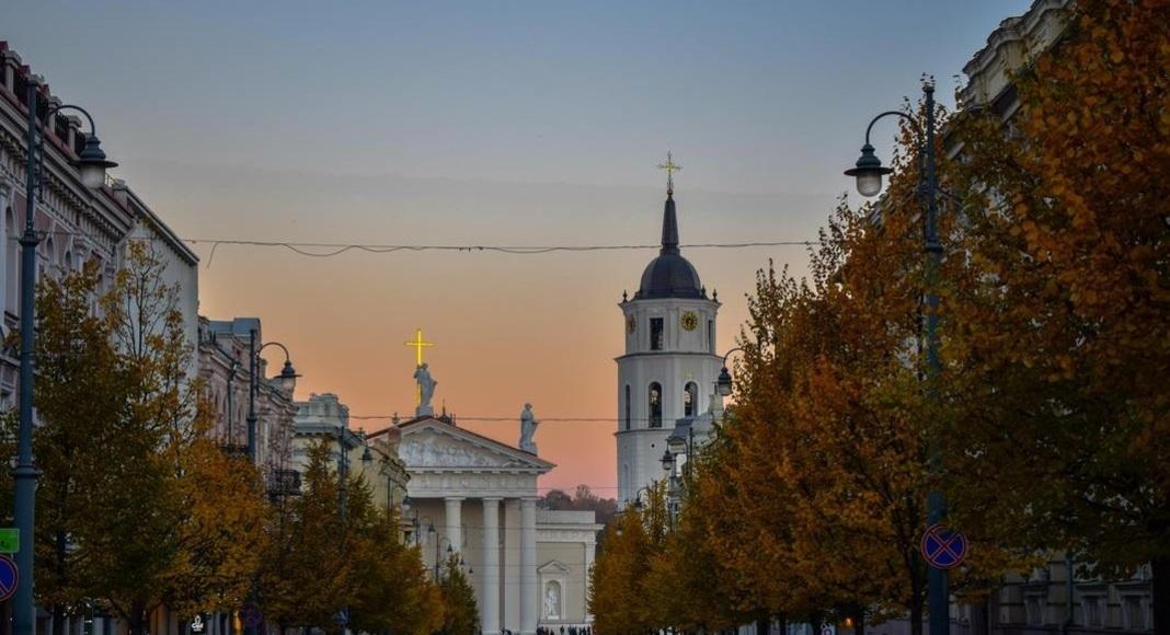 Iglesias en Vilnius, Lituania dentro de los 9 destinos de Europa que no pueden faltar en tu itinerario