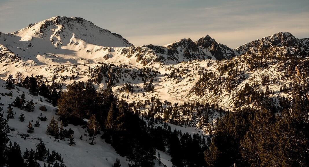 Montaña en Andorra