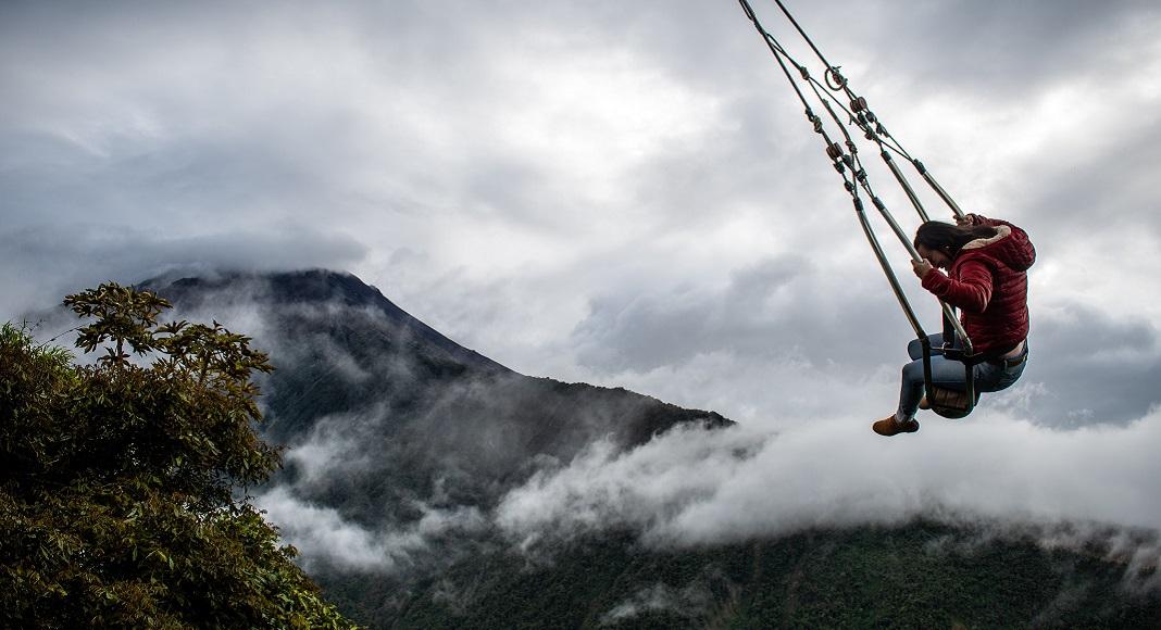 Hombre en hamaca. 10 cosas que quizás no sabías de Ecuador