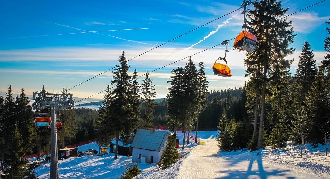 Centro de esquí en Andorra