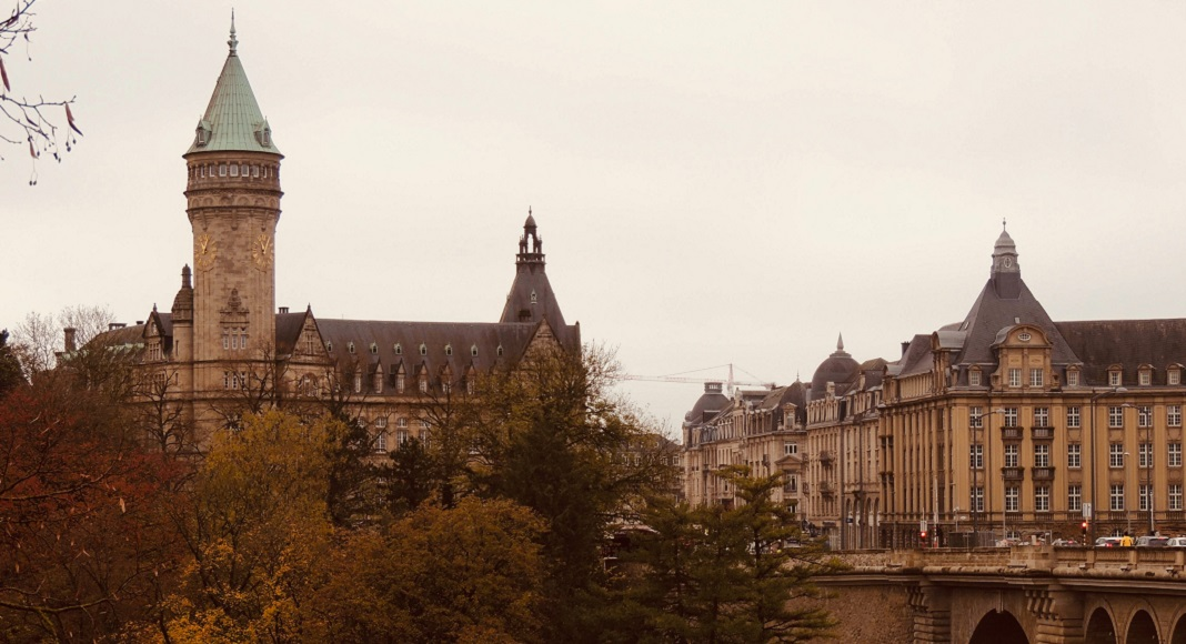 Castillo en Luxemburgo