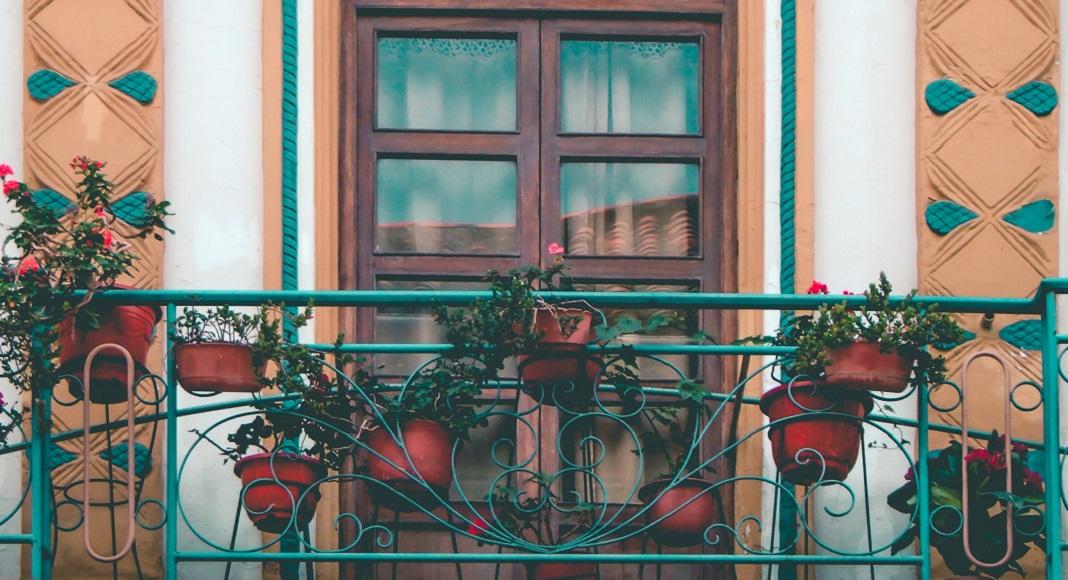 Plantas en balcón. 10 cosas que quizás no sabías de Ecuador.