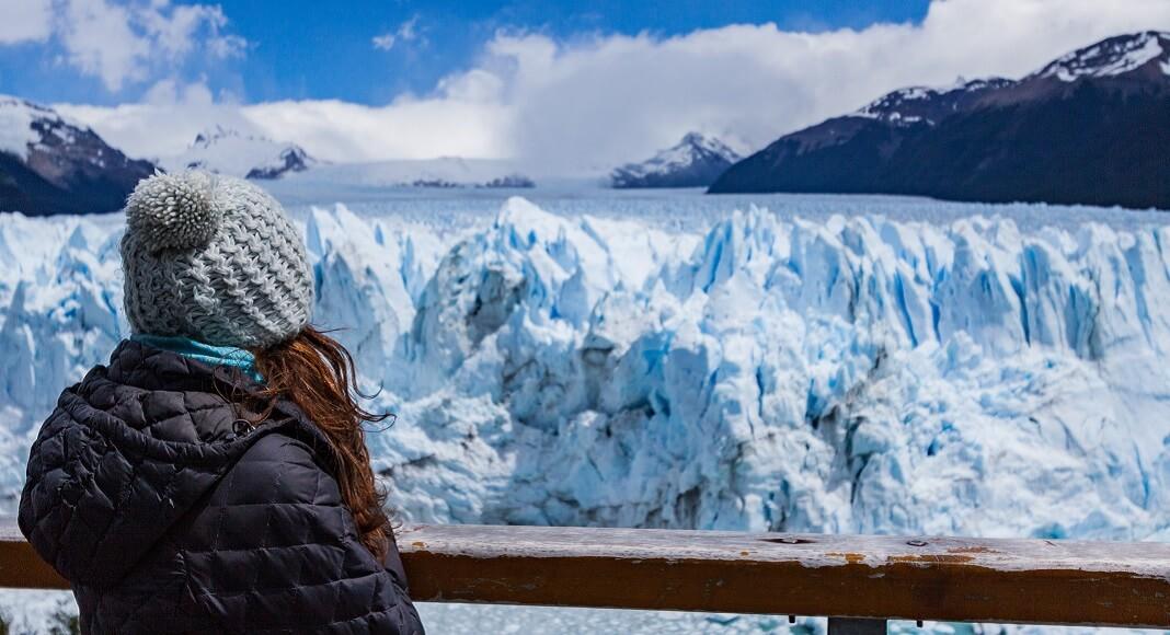 Perito Moreno en Reactivación del turismo nacional.