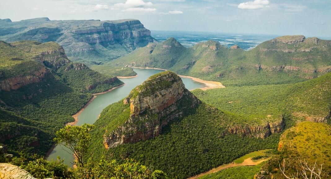 Paisaje Sudáfrica