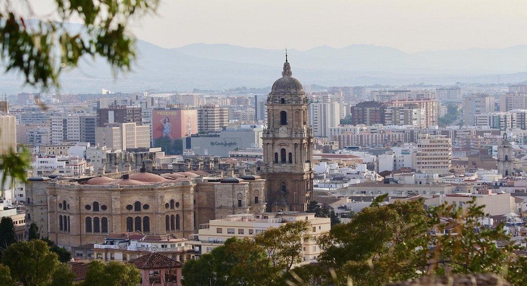 guía para viajar a Málaga