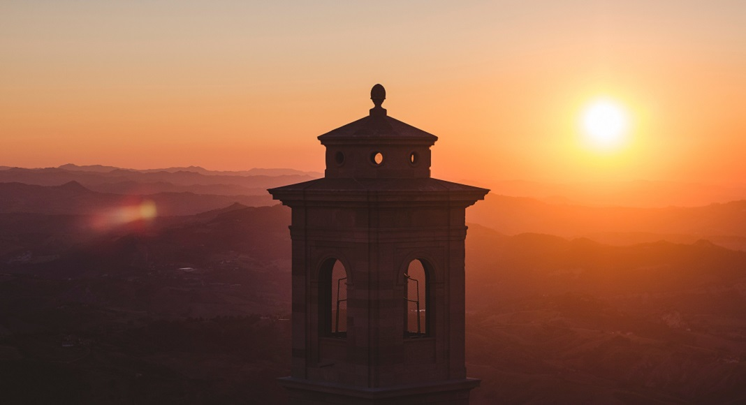 Basílica en San Marino