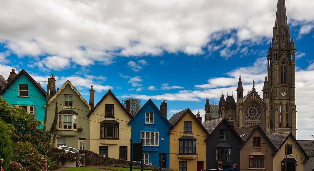 Casas en Irlanda