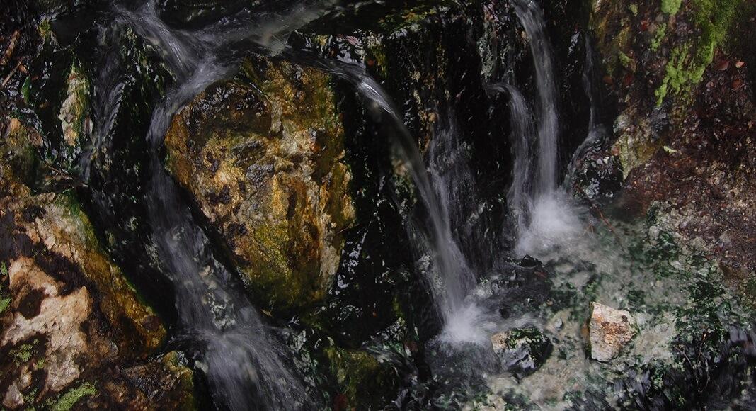 Cascada en Queñi