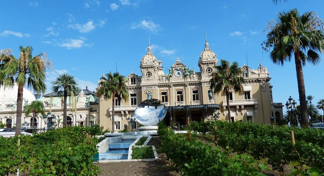 Casino en Montecarlo, Mónaco