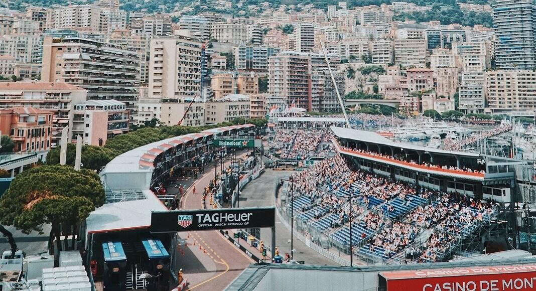 Circuito callejero de formula 1