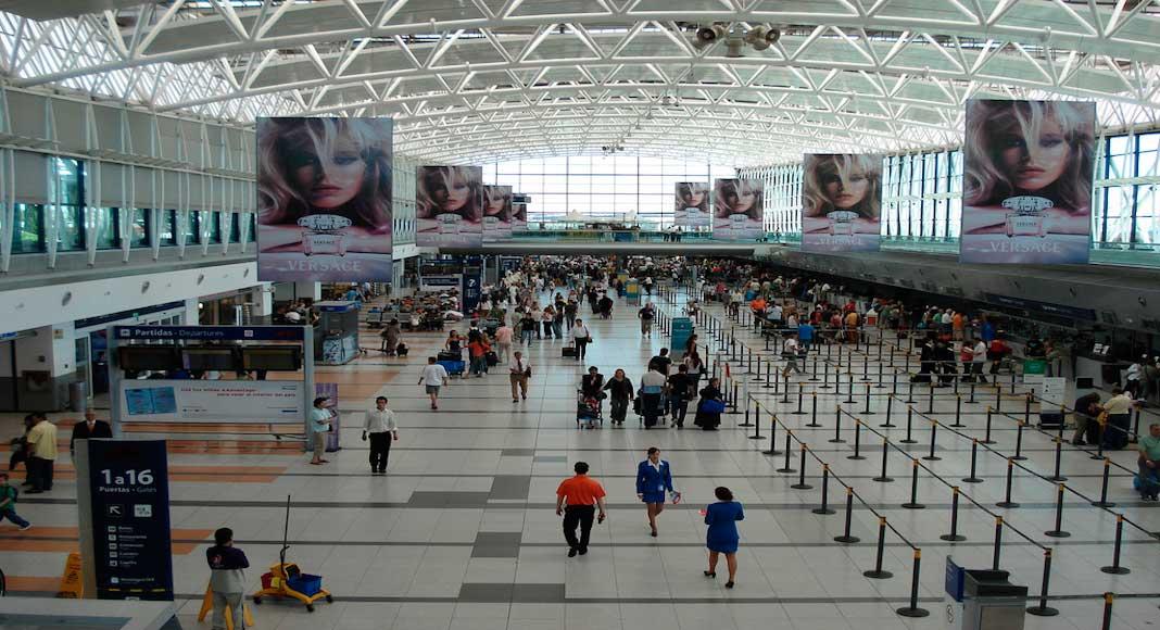 ingreso de turistas de países limítrofes a Argentina