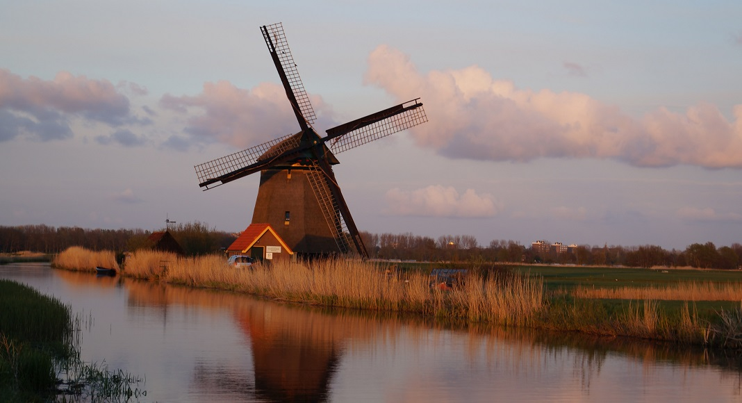 Molino. Países Bajos