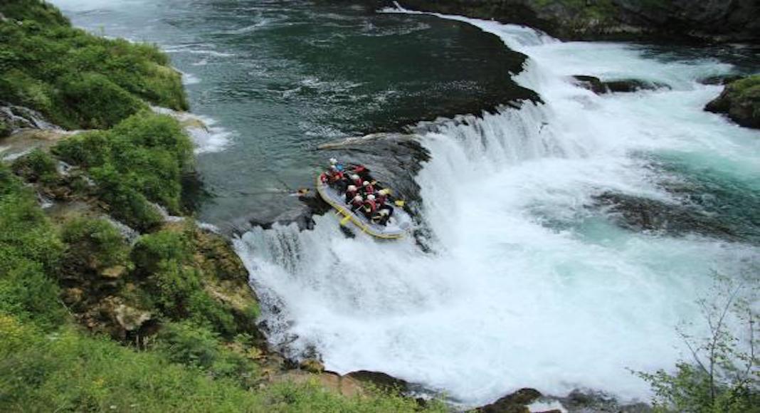 Rafting Valle Una