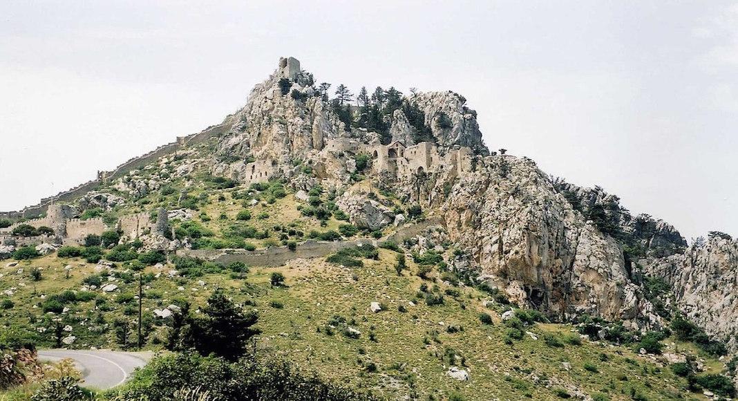 Castillo de San Hilarion