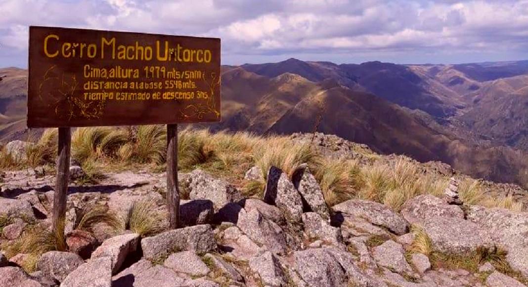 Uritorco en Capilla del Monte